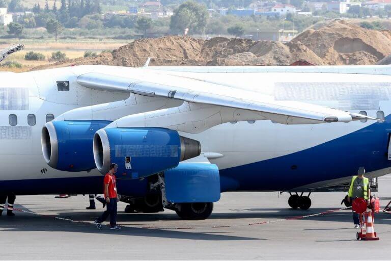 Ηράκλειο: Συναγερμός για φωτιά σε αεροπλάνο