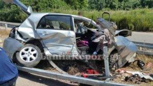 Αταλάντη: Πέθανε η 15χρονη που έδινε μάχη για την ζωή της μετά το φοβερό τροχαίο