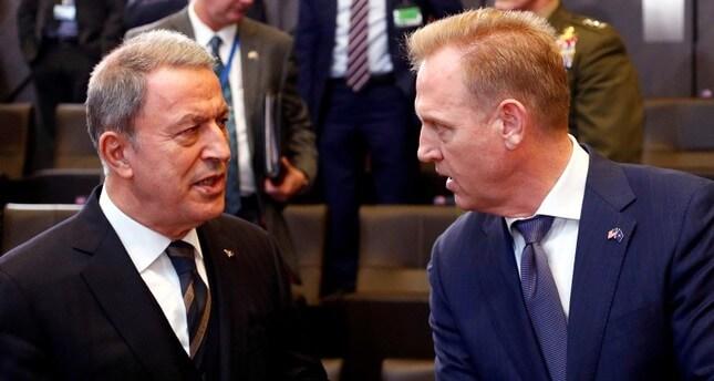 Αυτά είπαν στο τηλέφωνο Ακάρ και Σάναχαν για τα τουρκικά F-35