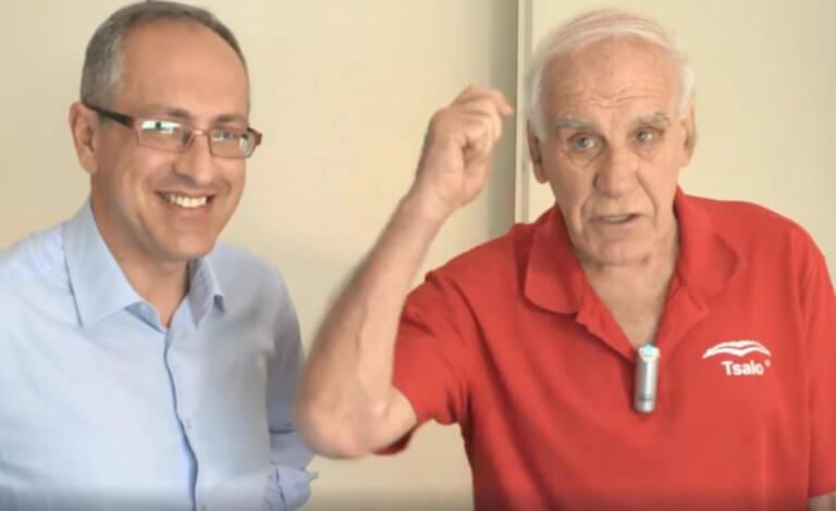 Εκλογές 2019: Προεκλογικό σποτ με Αλέφαντο για υποψήφιο της ΝΔ! – video