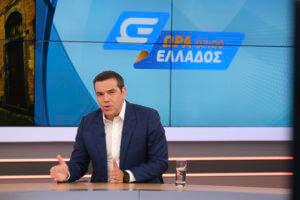 Εκλογές 2019 – Τσίπρας: Δεν θα αφήσουμε τον Ερντογάν να φτάσει στο Καστελόριζο