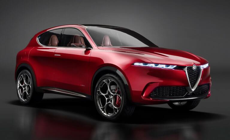 Βραβείο σχεδιασμού για την Alfa Romeo Tonale του Αλέξανδρου Λιώκη