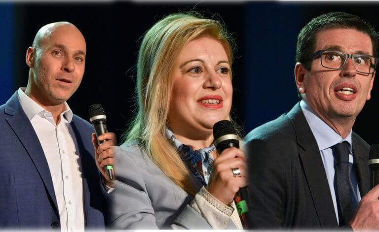 Εκλογές 2019: Αμυράς, Καιρίδης και Αράχωβα οι τρεις νέοι υποψήφιοι βουλευτές της ΝΔ