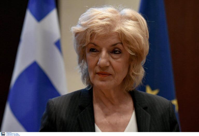 Επιμένει η Αναγνωστοπούλου για τις γερμανικές αποζημιώσεις! «Κάνουμε αυτό που πρέπει»