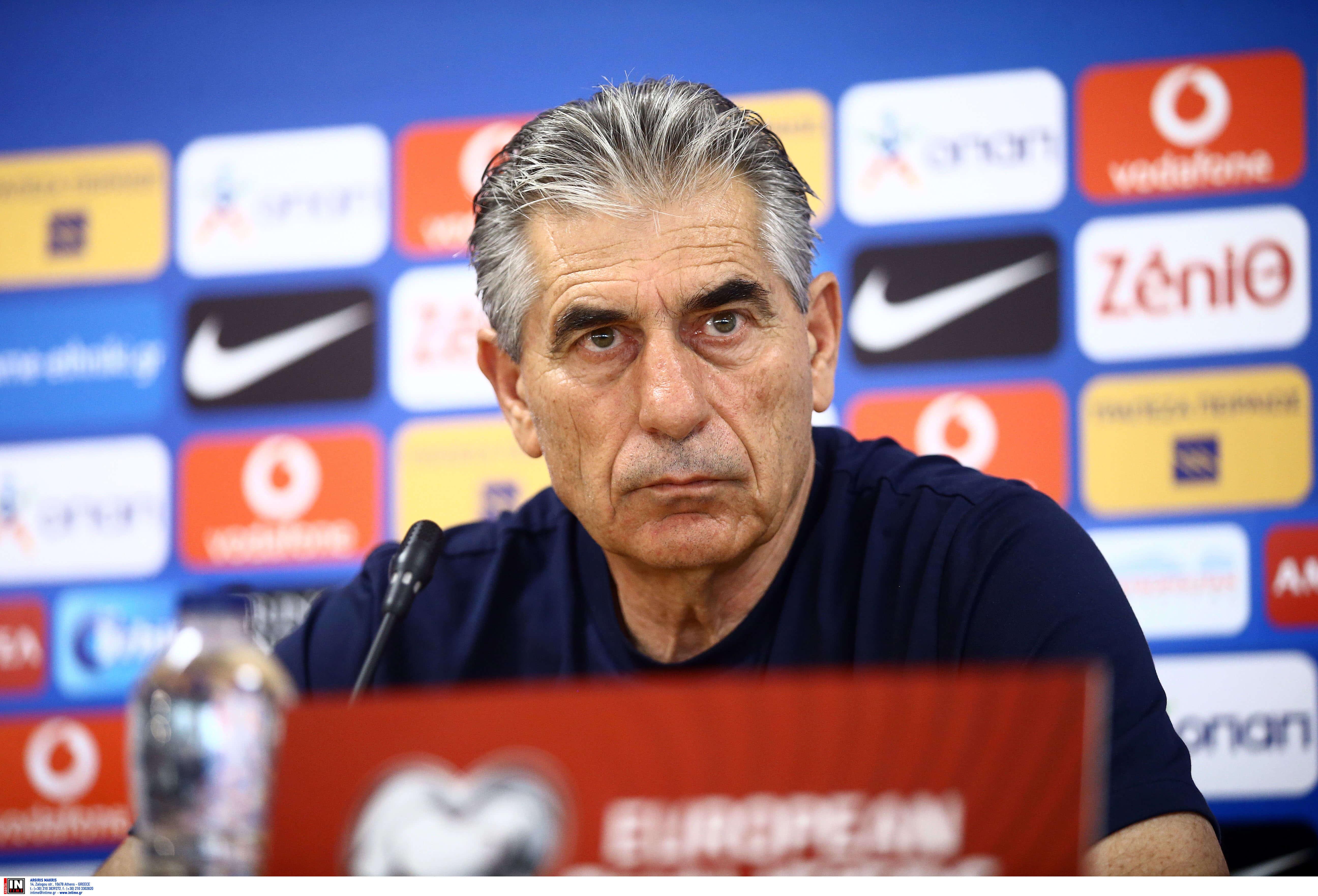 """Ελλάδα – Ιταλία, Αναστασιάδης: """"Να ξανακάνουμε την Εθνική όπως το 2004"""""""