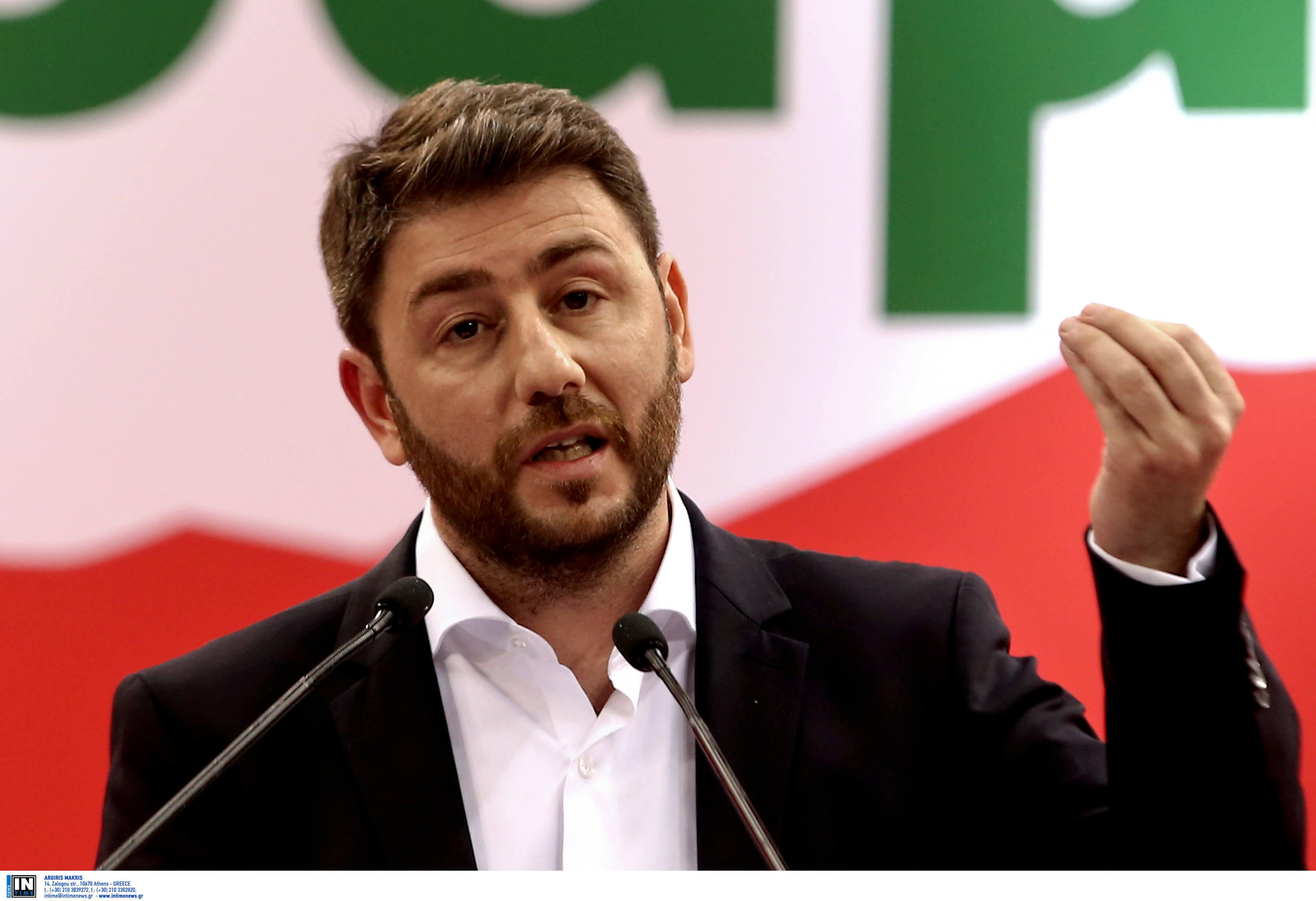 Νίκος Ανδρουλάκης για εκλογές ΚΙΝΑΛ: Η παράταξη να μην πυροβολήσει τα πόδια της