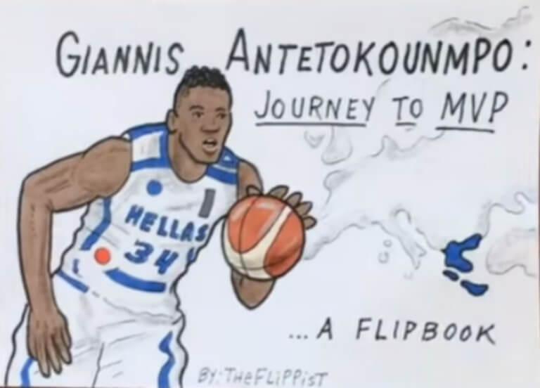 Το ταξίδι του Αντετοκούνμπο! Έμπνευση για όλο τον κόσμο ο Greek Freak – video
