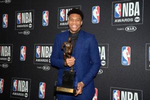 Ο Γιάννης Αντετοκούνμπο MVP του NBA!
