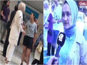 """Κωνσταντινούπολη: """"Βγάλε τη μαντίλα!"""" – Χαμός σε εκλογικό κέντρο – Video"""