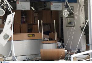 Θεσσαλονίκη: Ανατίναξαν ΑΤΜ και βούτηξαν τα χρήματα – Επιδρομή στην είσοδο σούπερ μάρκετ!