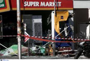 Ισχυρή έκρηξη σε ΑΤΜ στην Ηλιούπολη