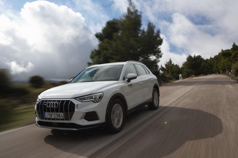 Δοκιμάζουμε το νέο Audi Q3 35 TFSI S tronic [pics]