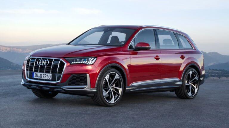Νέα εμφάνιση και περισσότερη τεχνολογία για το Audi Q7