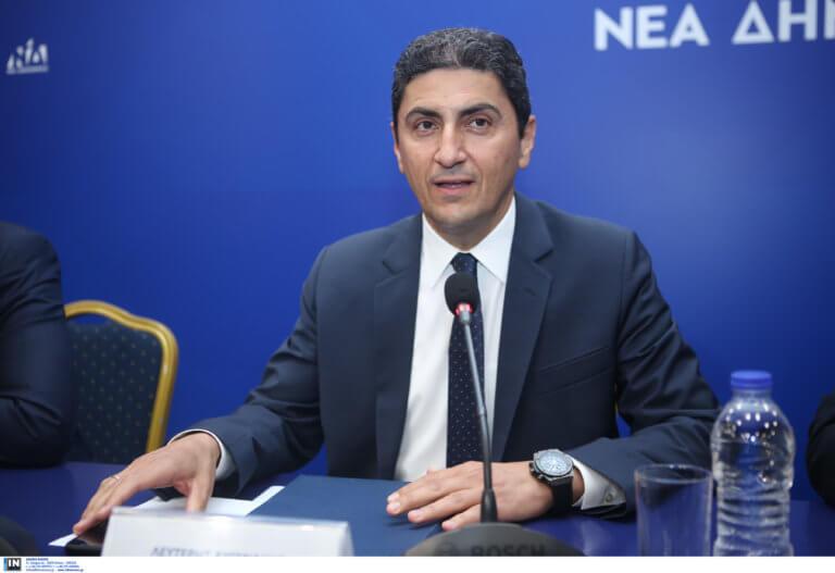 Αυγενάκης: Αποχωρούμε από όλες τις κοινοβουλευτικές διαδικασίες