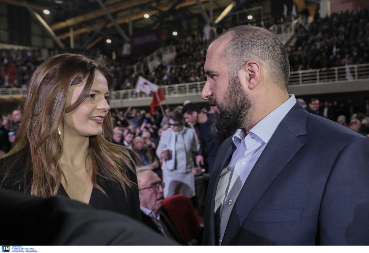 Αχτσιόγλου Τζανακόπουλος