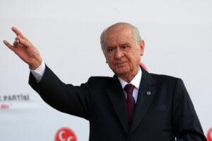 Παραλήρημα Μπαχτσελί: Κουτσή πάπια ο Τσίπρας, δεν θα μας σταματήσει σε Αιγαίο και Μεσόγειο