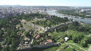 Βελιγράδι: Μείωση κατά 4% των επισκεπτών τον Απρίλιο