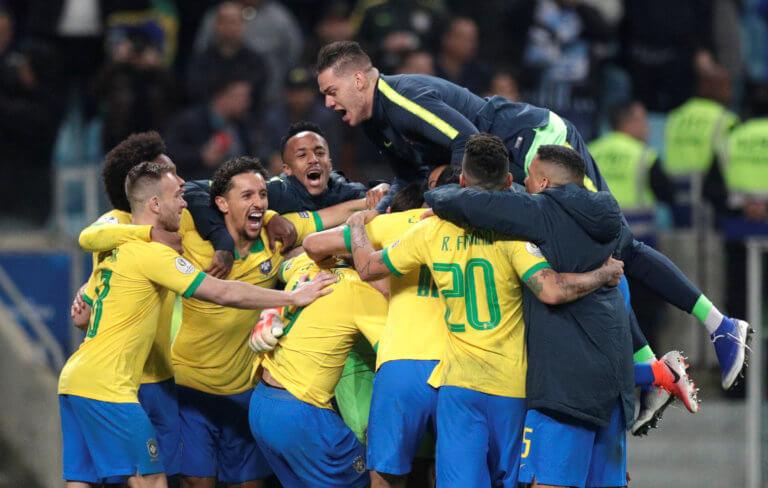 Copa America: Λίγο έλειψε να αποκλειστεί! Με δραματικό τρόπο στους «4» η Βραζιλία – video