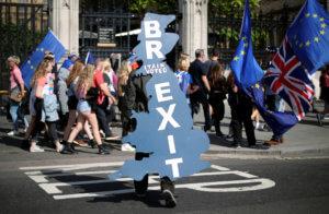 Brexit: Στοπ στην ελεύθερη κυκλοφορία των Ευρωπαίων πολιτών σε περίπτωση μη συμφωνίας