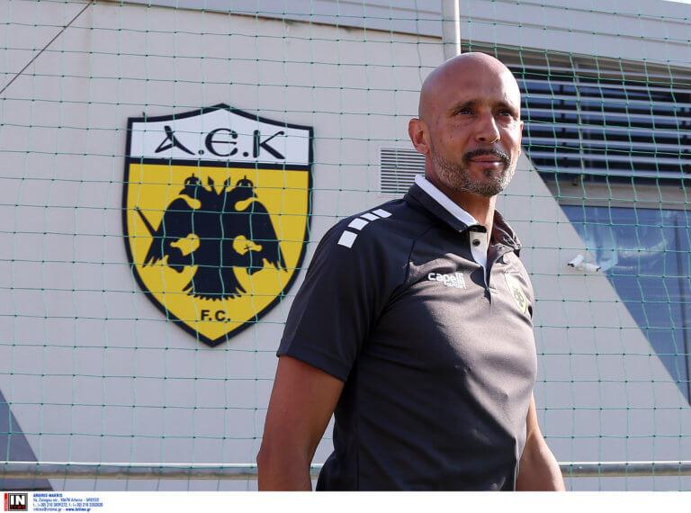 ΑΕΚ – Καρντόσο: «Είναι πιθανό να πάρουμε 2-3 παίκτες»