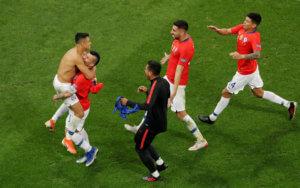 Copa America: Με καρδιά πρωταθλητή! Στα ημιτελικά η Χιλή – video