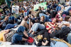 ΗΠΑ: Θέλουν δράση κατά της κλιματικής αλλαγής αρκεί να μην τους κοστίσει πολύ!