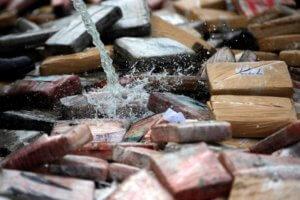 Ισπανία: Βραζιλιάνος στρατιωτικός συνελήφθη με 39 κιλά κοκαΐνης