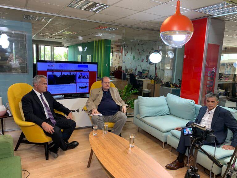 Debate στο newsit.gr: Νίκος Φίλης εναντίον Μάκη Βορίδη