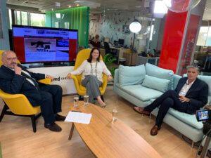 Debate στο newsit.gr: Νίκος Ξυδάκης εναντίον Νίκης Κεραμέως