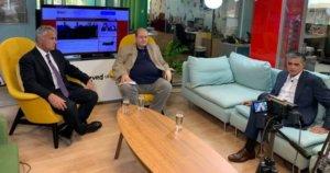 Σκοτωμός Βορίδη – Φίλη για τα ελληνοτουρκικά στο debate του newsit.gr