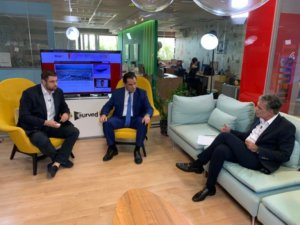 Εκλογές: Debate Ζαχαριάδη – Γεωργιάδη