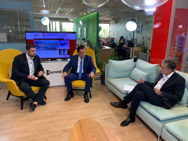 Debate στο newsit.gr – Κώστας Ζαχαριάδης και Άδωνις Γεωργιάδης διασταύρωσαν τα ξίφη τους