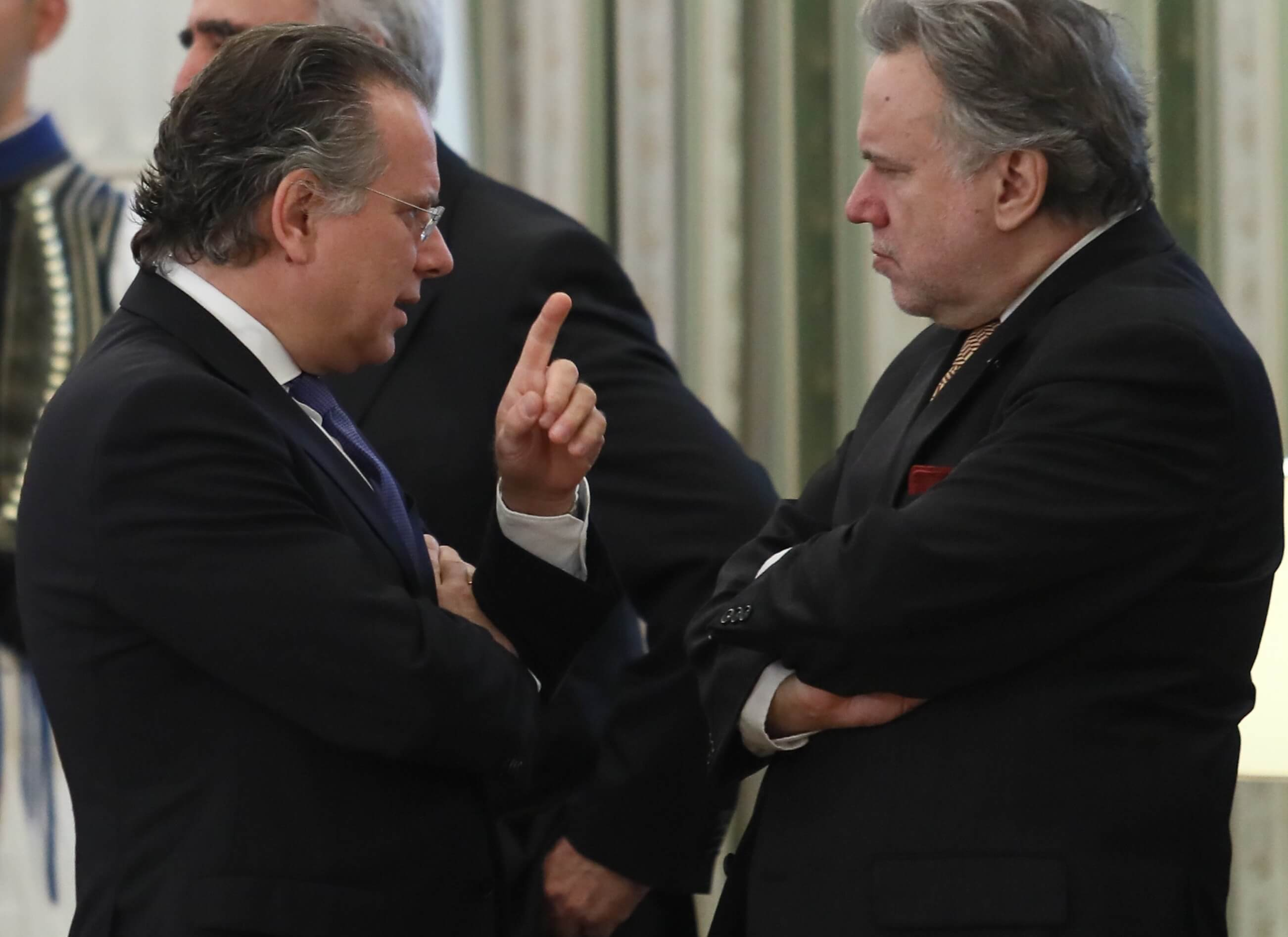Debate στο newsit.gr: Γιώργος Κατρούγκαλος εναντίον Γιώργου Κουμουτσάκου – Στείλτε τα ερωτήματά σας