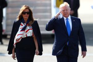 Μελάνια Τραμπ: Βιογραφία που… προκαλεί σάλο
