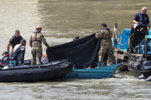 Ουγγαρία: Βρήκαν κι άλλο πτώμα στο ναυάγιο του Δούναβη!