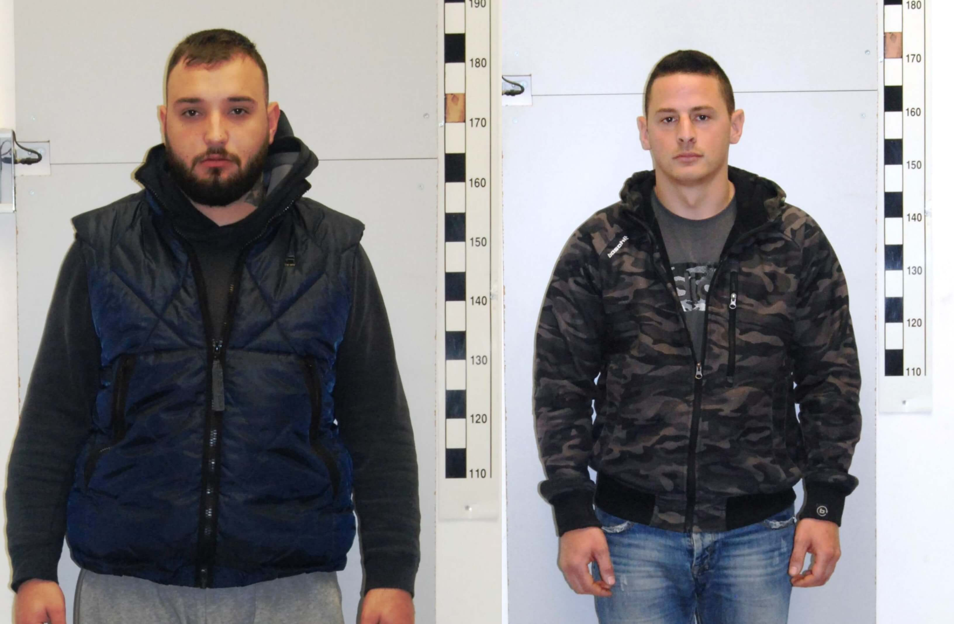 Αυτά είναι τα δύο μέλη σπείρας που έκαναν κλοπές εξαρτημάτων σε οχήματα στα νότια προάστια