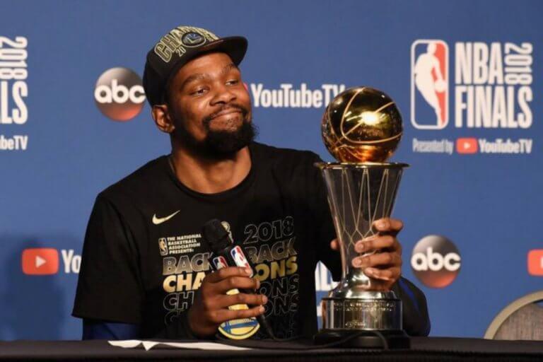 NBA All Star Game: Οριστικά αρχηγός ο Ντουράντ