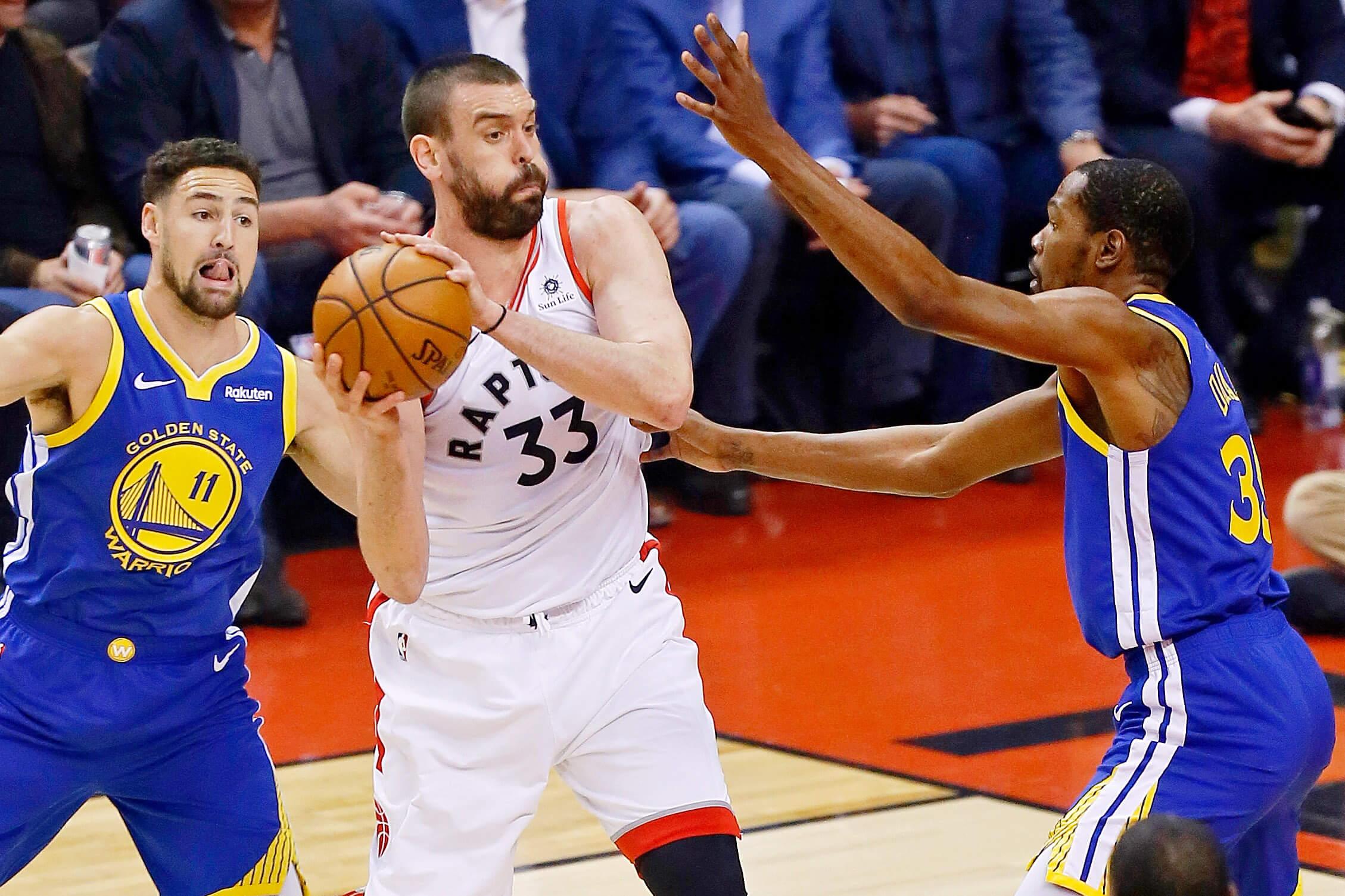 """NBA: Η """"απάντηση"""" των Γουόριορς! Πενταετή συμβόλαια σε Ντουράντ και Τόμπσον"""