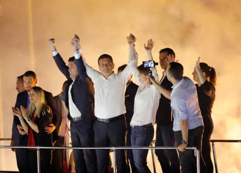 Κωνσταντινούπολη: Τα επίσημα αποτελέσματα των εκλογών! Ποιο είναι το ποσοστό του Ιμάμογλου