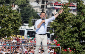 Κωνσταντινούπολη – Νίκη Ιμάμογλου! Παραδέχτηκε την ήττα ο Γιλντιρίμ