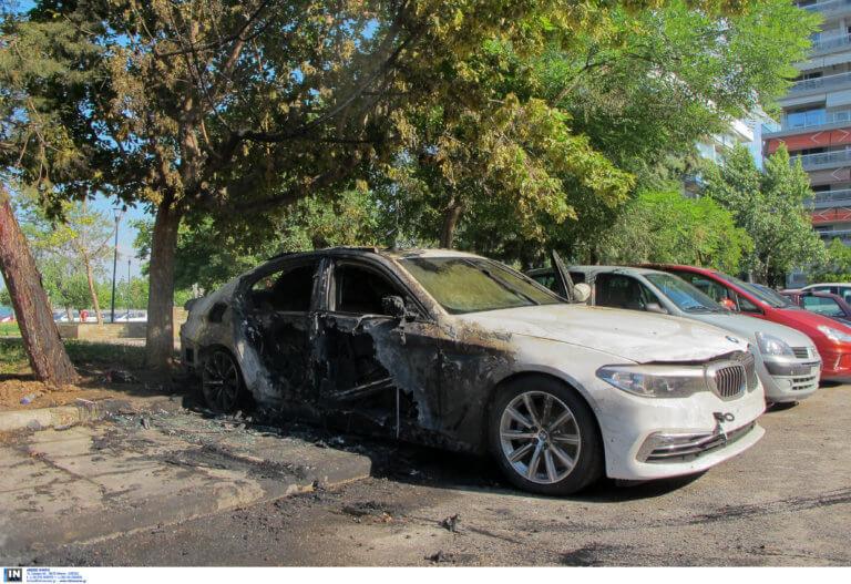 Θεσσαλονίκη: Ανακοίνωση του υπουργείου εξωτερικών για το μπαράζ εμπρησμών σε τουρκικά διπλωματικά αυτοκίνητα [pics]