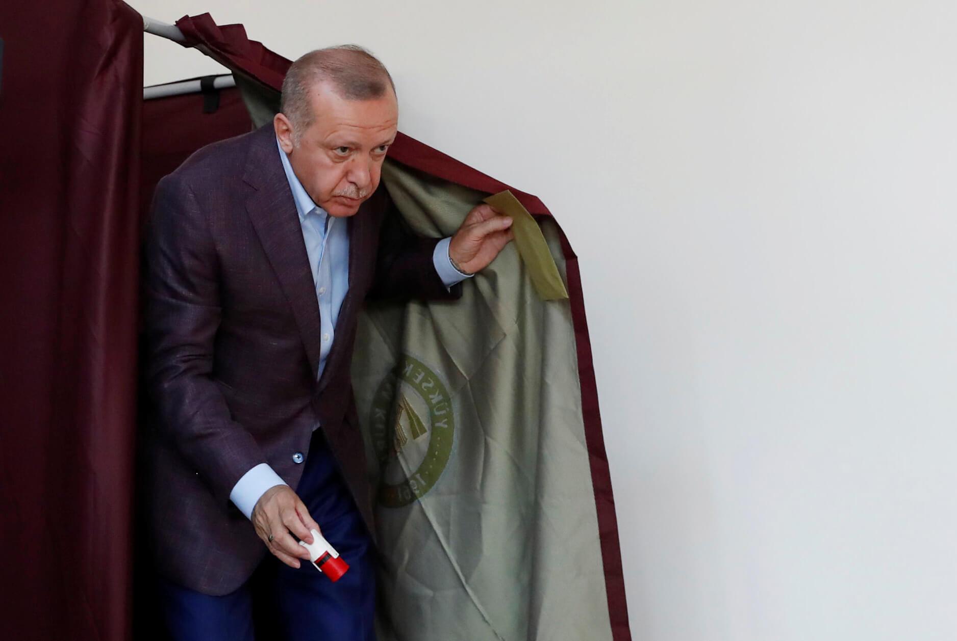 Κωνσταντινούπολη: Αυξημένη συμμετοχή περιμένει ο Ερντογάν