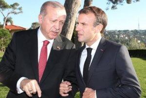 Οργισμένος με Μακρόν ο Ερντογάν: Γιατί μιλά η Γαλλία για την ανατολική Μεσογειο; – Τον χαρακτήρισε ατζαμή
