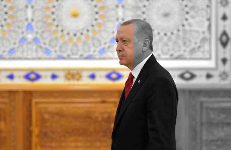 Ερντογάν: Ήρθαμε στην Συρία για να μείνουμε