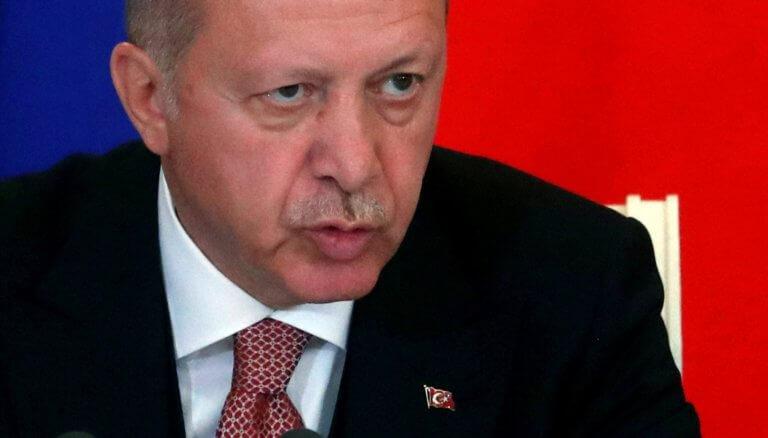 """Ερντογάν: Δεν… ίδρωσε το αυτί του """"σουλτάνου"""" από τις κυρώσεις της Ε.Ε"""