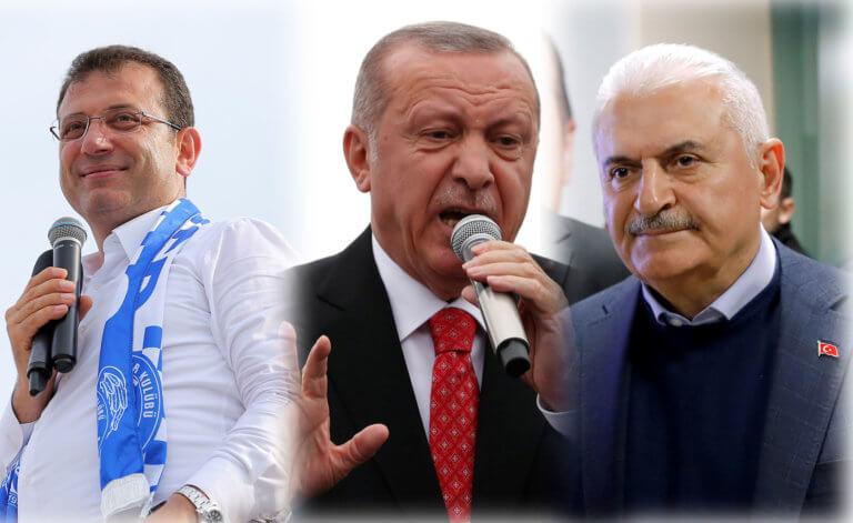 Κωνσταντινούπολη: «Καρδιοχτύπι» Ερντογάν – Οι εκλογές που κρίνουν το μέλλον του