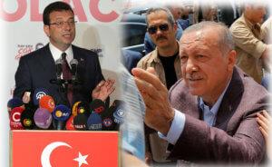 Κρυφογελάει ο Ερντογάν! Τα… φάουλ του Ιμάμογλου στην Κωνσταντινούπολη