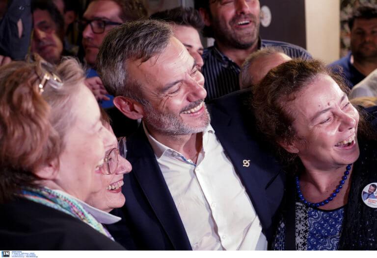 Αποτελέσματα εκλογών – Ζέρβας: «Σήμερα νίκησε η Θεσσαλονίκη!»