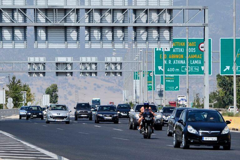 Τριήμερο Αγίου Πνεύματος: Τα μέτρα της Τροχαίας στις εθνικές οδούς!