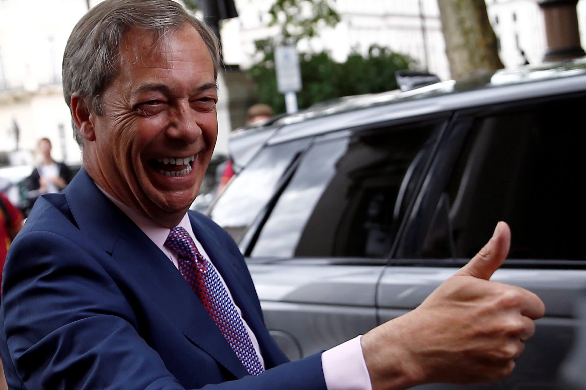 «Χαστούκι» για Φάρατζ στο προπύργιο του Brexit